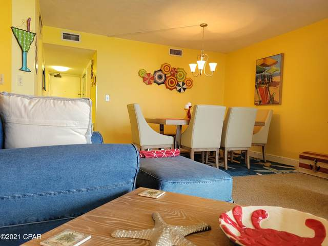 7205 Thomas Drive E203, Panama City Beach, FL 32408 (MLS #712261) :: Scenic Sotheby's International Realty