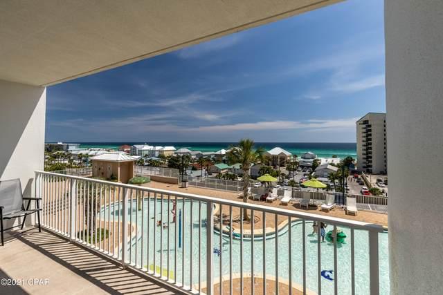 9860 S Thomas Drive #503, Panama City Beach, FL 32408 (MLS #712308) :: Anchor Realty Florida