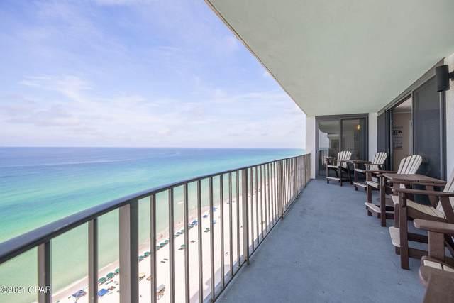 6201 Thomas Drive #1707, Panama City Beach, FL 32408 (MLS #712335) :: Counts Real Estate Group