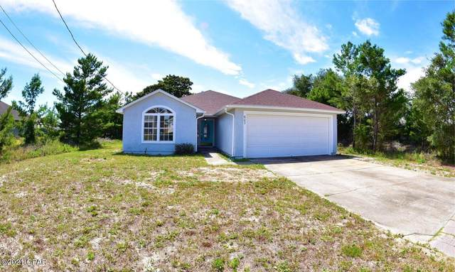 607 Dolphin Drive, Panama City Beach, FL 32413 (MLS #712458) :: Counts Real Estate Group