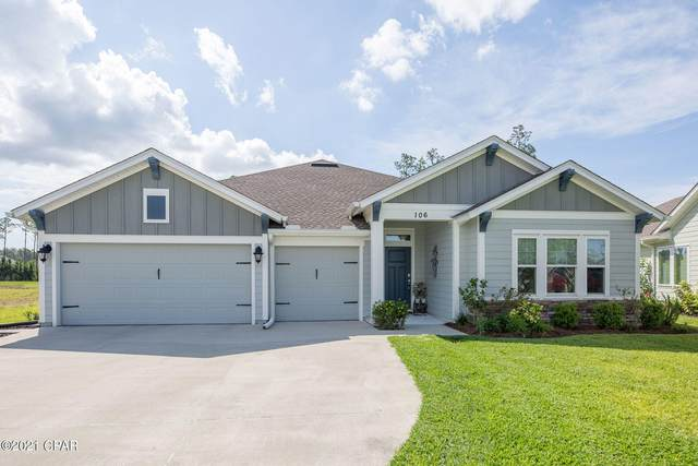 106 Johnson Bayou Drive, Panama City Beach, FL 32407 (MLS #712462) :: Anchor Realty Florida