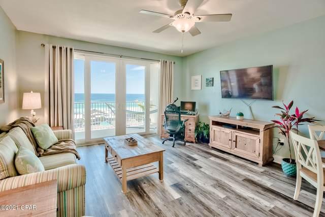 9860 S Thomas Drive #825, Panama City Beach, FL 32408 (MLS #712471) :: Anchor Realty Florida