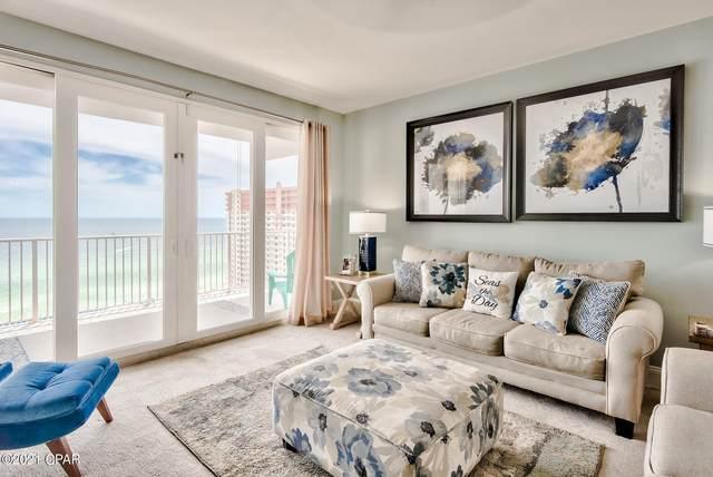 9860 S Thomas Drive #1824, Panama City Beach, FL 32408 (MLS #712477) :: Anchor Realty Florida
