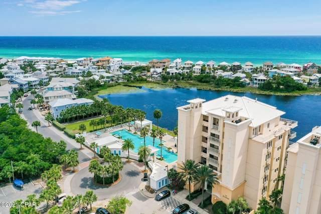 116 Carillon Market Street #701, Panama City Beach, FL 32413 (MLS #712518) :: Blue Swell Realty