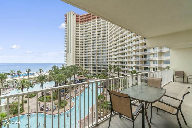 9900 S Thomas Drive #520, Panama City Beach, FL 32408 (MLS #712519) :: Scenic Sotheby's International Realty