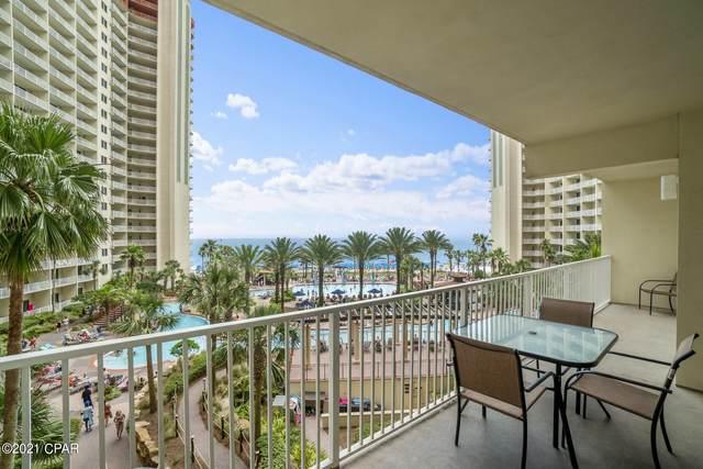 9900 S Thomas Drive #416, Panama City Beach, FL 32408 (MLS #712520) :: Counts Real Estate Group