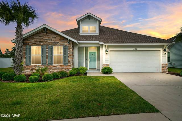 306 Johnson Bayou Drive, Panama City Beach, FL 32407 (MLS #712521) :: Anchor Realty Florida