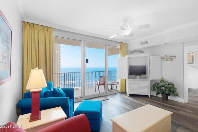 9900 S Thomas Drive #1216, Panama City Beach, FL 32408 (MLS #712526) :: Counts Real Estate Group