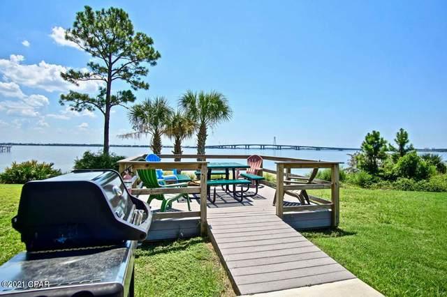 6504 Bridge Water Way #105, Panama City Beach, FL 32407 (MLS #712533) :: Beachside Luxury Realty