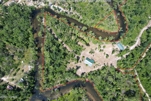 6919 Cat Creek Road, Youngstown, FL 32466 (MLS #712549) :: Counts Real Estate Group