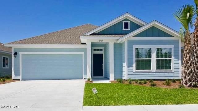 109 Johnson Bayou Drive, Panama City Beach, FL 32407 (MLS #712631) :: Anchor Realty Florida
