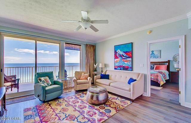 5004 Thomas Drive #1105, Panama City Beach, FL 32408 (MLS #712680) :: Counts Real Estate Group