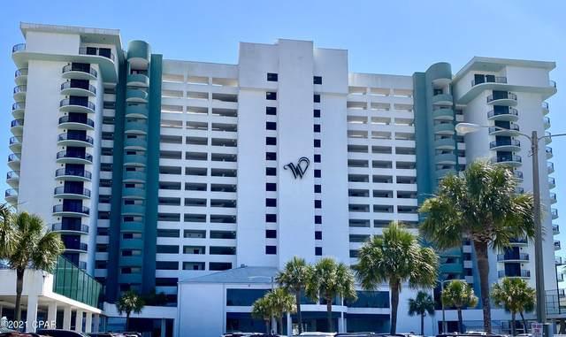 6201 Thomas Drive #1401, Panama City Beach, FL 32408 (MLS #712718) :: Counts Real Estate Group
