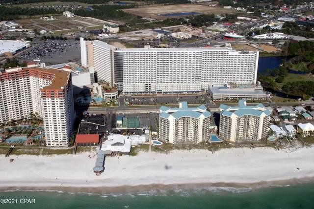 9850 S Thomas 207E, Panama City Beach, FL 32408 (MLS #712726) :: Beachside Luxury Realty