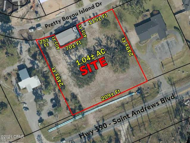 2302 Saint Andrews Boulevard, Panama City, FL 32405 (MLS #712732) :: Counts Real Estate on 30A