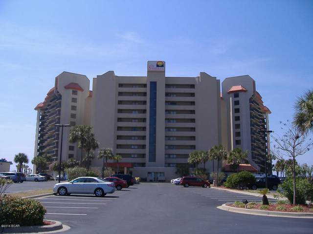 6505 Thomas Drive #209, Panama City Beach, FL 32408 (MLS #712733) :: Team Jadofsky of Keller Williams Realty Emerald Coast