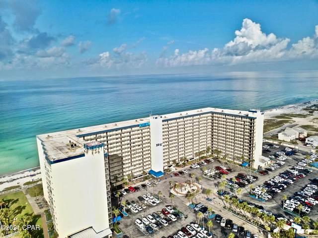 5801 Thomas Drive #824, Panama City Beach, FL 32408 (MLS #712760) :: Blue Swell Realty