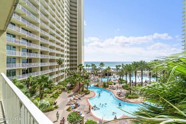 9900 S Thomas Drive #419, Panama City Beach, FL 32408 (MLS #712769) :: Counts Real Estate Group