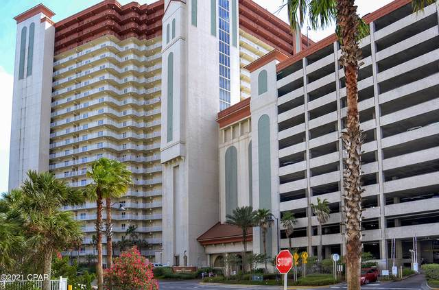 9900 Thomas Drive #2310, Panama City Beach, FL 32408 (MLS #712799) :: Keller Williams Realty Emerald Coast