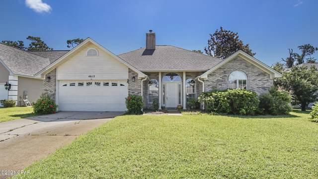4612 Delwood Park Boulevard, Panama City, FL 32408 (MLS #712802) :: Keller Williams Realty Emerald Coast