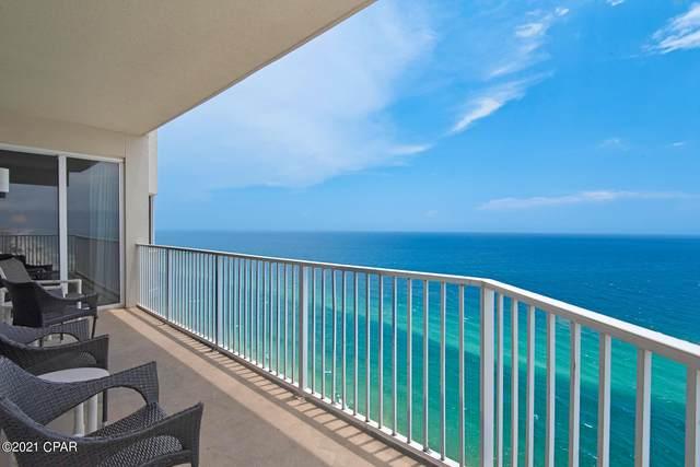 16819 Front Beach Road #2601, Panama City Beach, FL 32413 (MLS #712882) :: Anchor Realty Florida