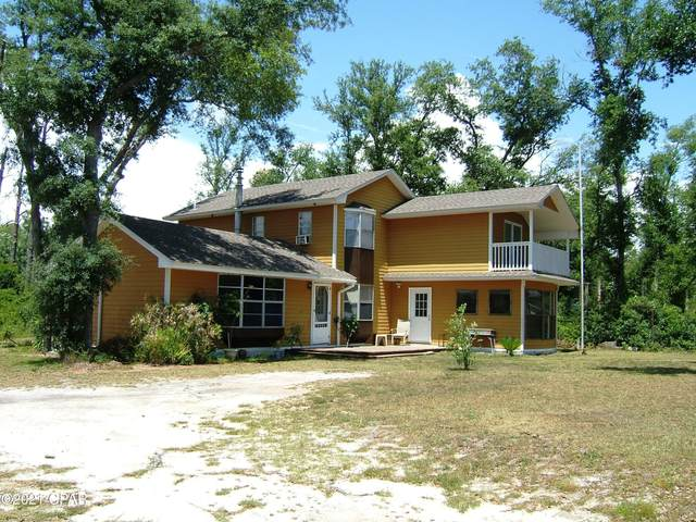 4911 Magnolia Avenue, Youngstown, FL 32466 (MLS #712885) :: Counts Real Estate Group