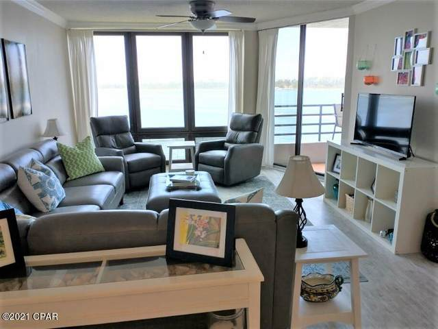 4600 Kingfish Lane #605, Panama City Beach, FL 32408 (MLS #712895) :: Anchor Realty Florida