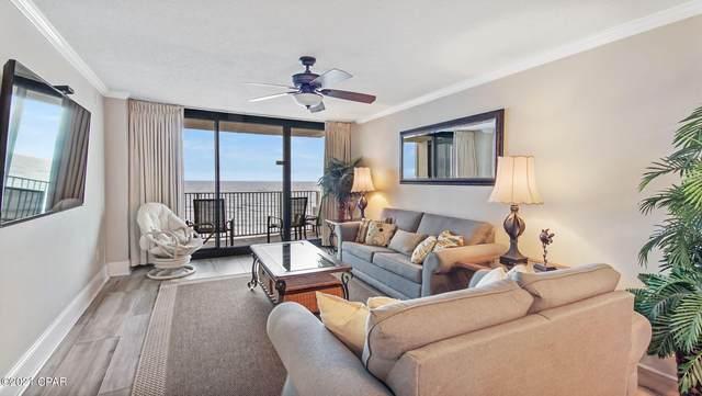 7205 Thomas Drive A406, Panama City Beach, FL 32408 (MLS #712946) :: Blue Swell Realty