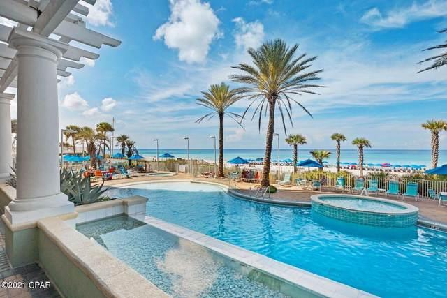 9450 S Thomas Drive 1711A, Panama City Beach, FL 32408 (MLS #712957) :: Anchor Realty Florida