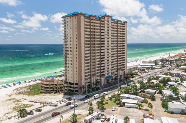 14825 Front Beach Road #1204, Panama City Beach, FL 32413 (MLS #712975) :: Counts Real Estate Group