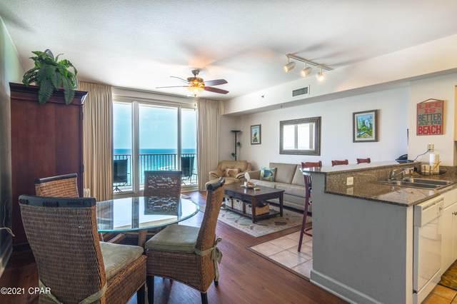 9900 S Thomas Drive #902, Panama City Beach, FL 32408 (MLS #712976) :: Anchor Realty Florida