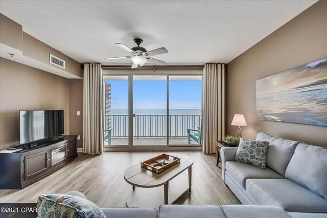 9900 S Thomas Drive #1811, Panama City Beach, FL 32408 (MLS #713011) :: Scenic Sotheby's International Realty