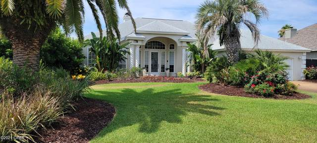8213 Palm Cove Boulevard, Panama City Beach, FL 32408 (MLS #713029) :: Scenic Sotheby's International Realty