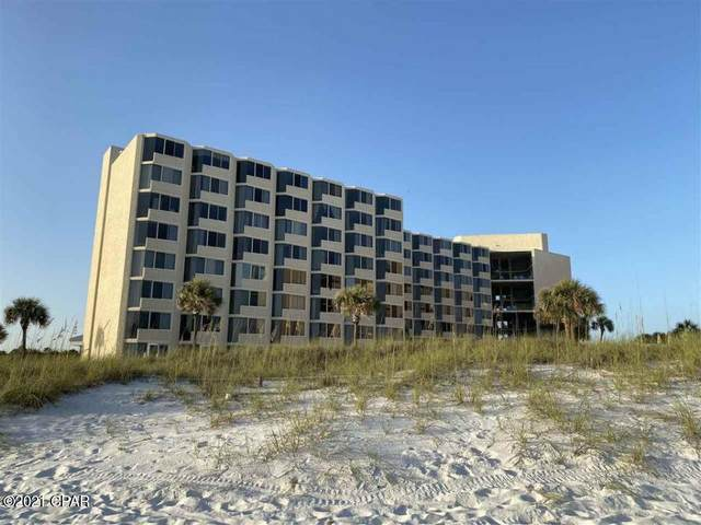 8817 Thomas Drive A805, Panama City Beach, FL 32408 (MLS #713032) :: Scenic Sotheby's International Realty