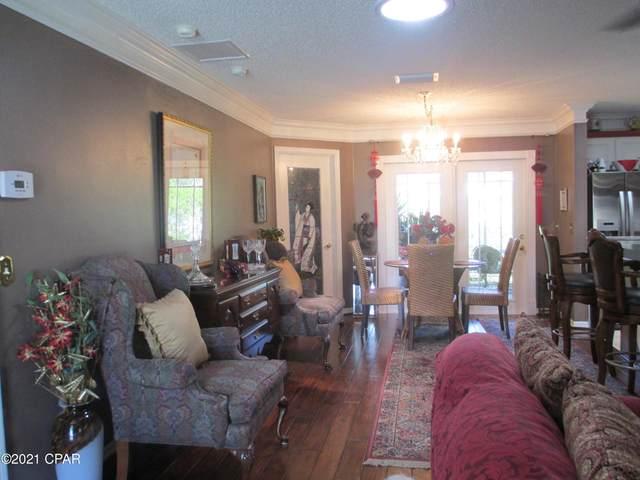 9900 S Thomas 410 Drive #410, Panama City Beach, FL 32408 (MLS #713047) :: Scenic Sotheby's International Realty