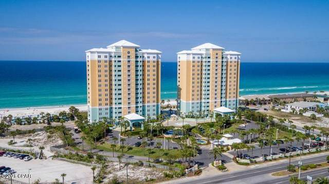 7505 Thomas Drive 1411A, Panama City Beach, FL 32408 (MLS #713059) :: Blue Swell Realty