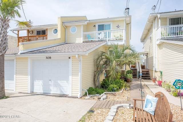 7401 Beach Drive B, Panama City Beach, FL 32408 (MLS #713069) :: Berkshire Hathaway HomeServices Beach Properties of Florida