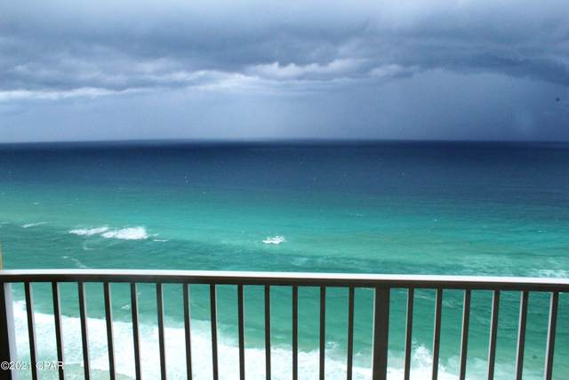 17545 Front Beach Road #2107, Panama City Beach, FL 32413 (MLS #713088) :: Counts Real Estate on 30A