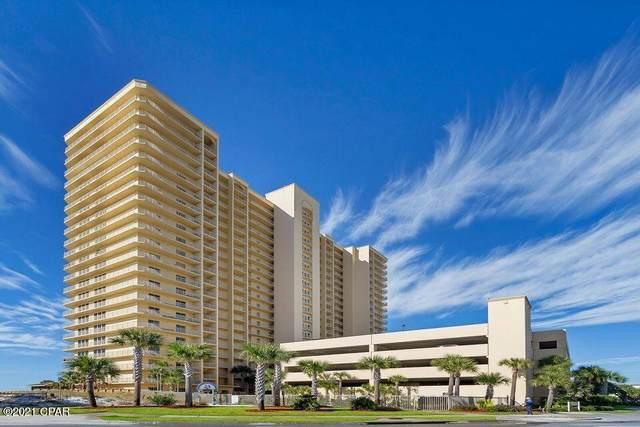 8715 Surf Drive #1207, Panama City Beach, FL 32408 (MLS #713124) :: Vacasa Real Estate