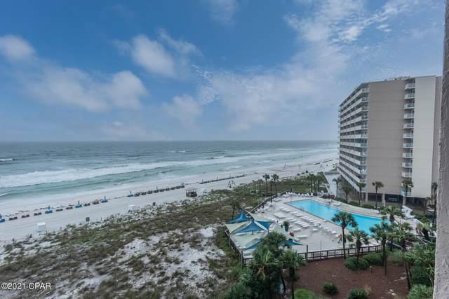 7205 Thomas Drive E706, Panama City Beach, FL 32408 (MLS #713156) :: Berkshire Hathaway HomeServices Beach Properties of Florida