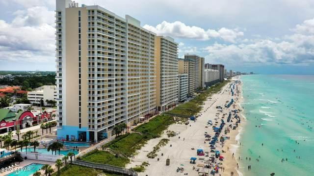 10901 Front Beach Road #1606, Panama City Beach, FL 32407 (MLS #713159) :: Anchor Realty Florida