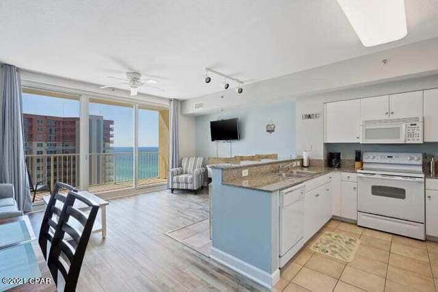 9900 S Thomas Drive #2009, Panama City Beach, FL 32408 (MLS #713173) :: Vacasa Real Estate