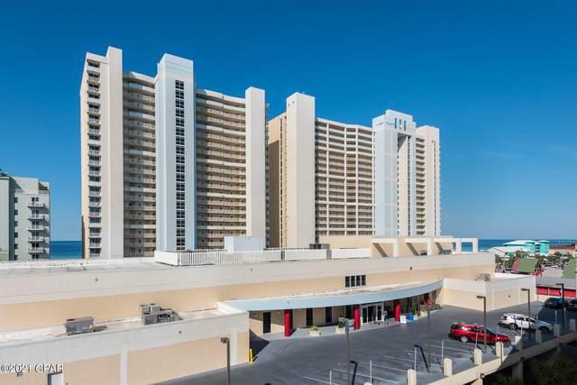 10901 Front Beach Road #902, Panama City Beach, FL 32407 (MLS #713207) :: Vacasa Real Estate