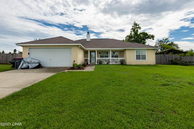 8809 Cree Court, Youngstown, FL 32466 (MLS #713227) :: Vacasa Real Estate