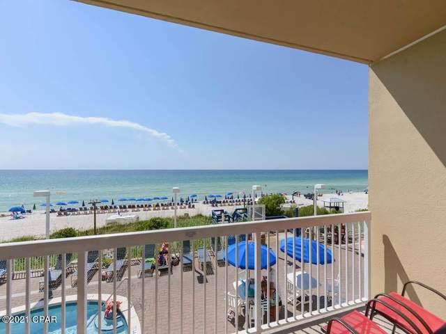 5115 Gulf Drive #204, Panama City Beach, FL 32408 (MLS #713233) :: Beachside Luxury Realty