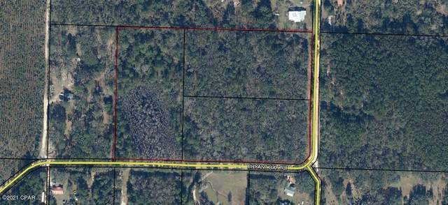 TBD Bryant Bay Road, Caryville, FL 32427 (MLS #713261) :: Scenic Sotheby's International Realty