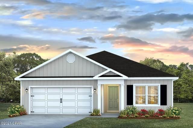 5817 Viking Way Lot 3040, Panama City, FL 32404 (MLS #713273) :: Beachside Luxury Realty