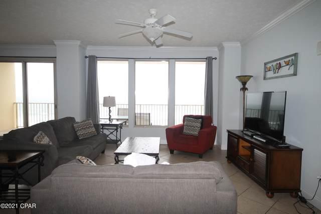 8715 Surf Drive 704B, Panama City Beach, FL 32408 (MLS #713285) :: The Ryan Group