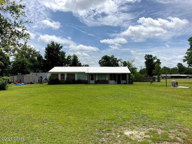 1892 Mount Cello Road, Marianna, FL 32448 (MLS #713303) :: Scenic Sotheby's International Realty