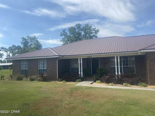 4671 Shankle Drive, Marianna, FL 32446 (MLS #713319) :: Counts Real Estate Group